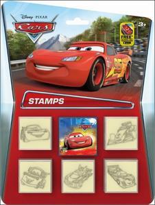 Obrázok Pečiatky 5 + 1 Autá