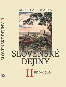 Obrázok Slovenské dejiny II 1526 - 1780