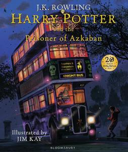 Obrázok Harry Potter and the Prisoner of Azkaban (Illustrated Edition)