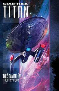 Obrázok Star Trek Titan Meč Damoklův