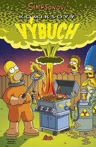 Obrázok Simpsonovi Komiksový výbuch