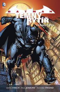 Obrázok Batman Temný rytíř 1 Temné děsy