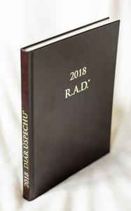 Obrázok Diár R.A.D. 2018 Diár úspechu