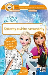 Obrázok Křížovky, sudoku, osmisměrky Ledové Království