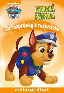 Obrázok Labková patrola Od rozprávky k rozprávke