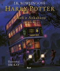 Obrázok Harry Potter a väzeň z Azkabanu (ilustrovaná edícia)