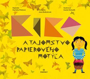 Obrázok Kiko a tajomstvo papierového motýľa