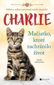 Obrázok Charlie Mačiatko, ktoré zachránilo život