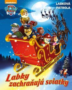 Obrázok Labková patrola Labky zachraňujú sviatky
