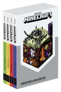 Obrázok Minecraft Hráčska kolekcia SADA
