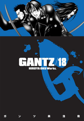 Obrázok Gantz 18