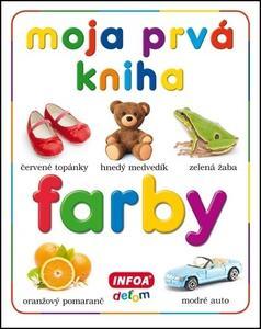 Obrázok Moja prvá kniha Farby