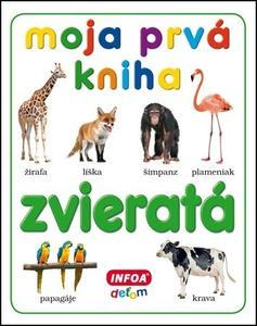Obrázok Moja prvá kniha Zvieratá