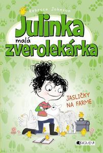 Obrázok Julinka malá zverolekárka Jasličky na farme (3)
