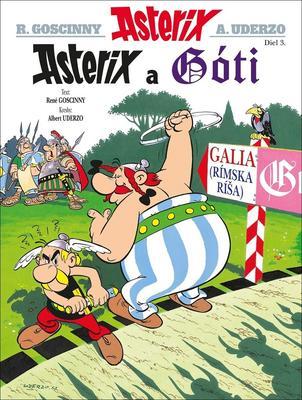 Obrázok Asterix 3 Asterix a Góti