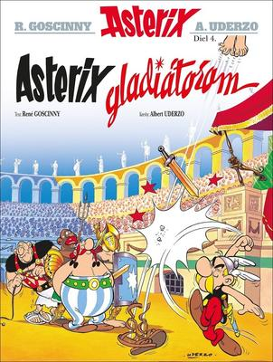 Obrázok Asterix 4 Asterix gladiátorom