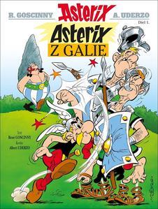 Obrázok Asterix 1 Asterix z Galie