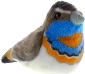 Obrázok Hrající plyšový ptáček - Modráček