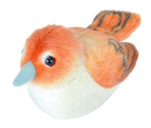 Obrázok Hrající plyšový ptáček - Slavík