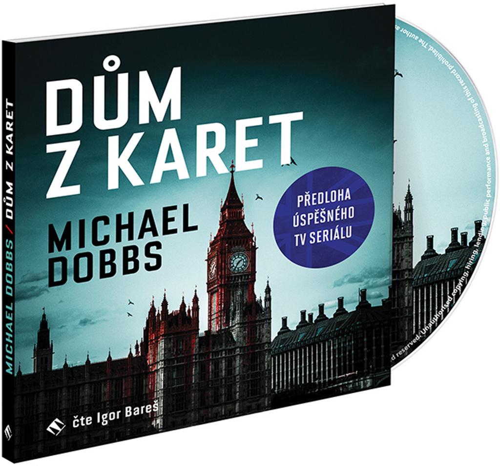 Dům z karet - Michael Dobbs