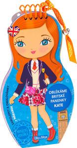 Obrázok Oblékáme britské panenky Kate