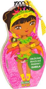 Obrázok Oblékáme brazilské panenky Isabela
