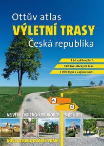 Obrázok Ottův atlas výletní trasy Česká republika