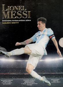 Obrázok Lionel Messi (Luxusný šuber so zlatou ražbou)