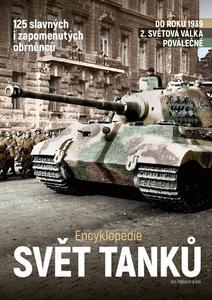 Obrázok Encyklopedie Svět tanků