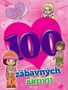 Obrázok 100 zábavných aktivít - dievčatá