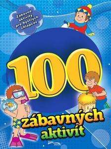 Obrázok 100 zábavných aktivít - chlapci
