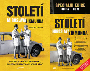 Obrázok Století Miroslava Zikmunda + DVD (Speciální edice, kniha + film)