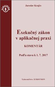 Obrázok Exekučný zákon v aplikačnej praxi