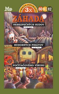 Obrázok Záhada nebezpečných sudov, Záhada hudobnýc pirátov, Záhada počítačového vírusu