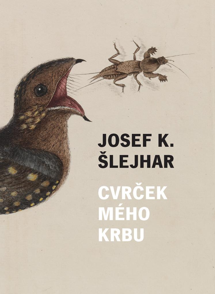 Cvrček mého krbu - Josef Karel Šlejhar