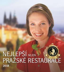 Obrázok Nejlepší nejen pražské restaurace 2018