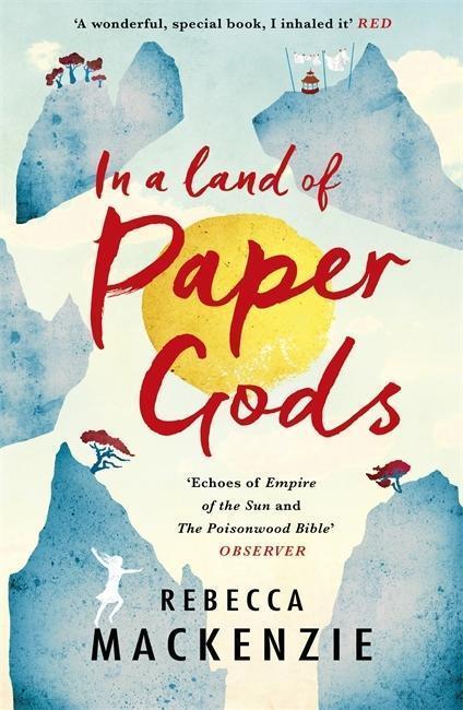 In a Land of Paper Gods - Rebecca Mackenzie