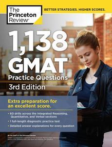 Obrázok 1,138 GMAT Practice Questions