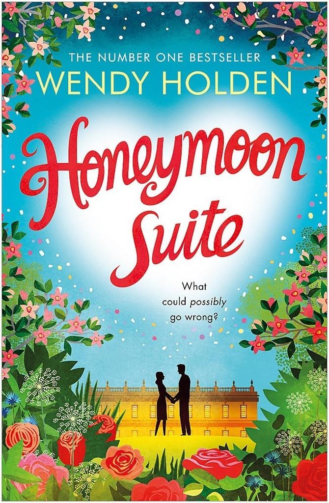 Honeymoon Suite - Wendy Holden