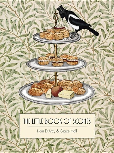 Little Book of Scones - Liam D'Arcy, Grace Hall