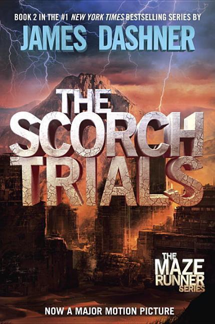 Maze Runner 2. The Scorch Trials - James Dashner