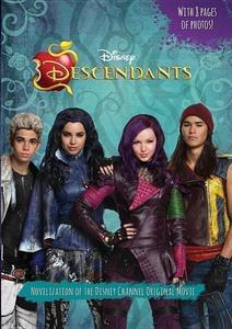 Obrázok Descendants: Junior Novel