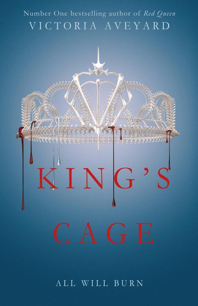 Red Queen 03. King's Cage - Victoria Aveyard