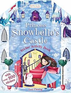 Obrázok Princess Snowbelle's Castle Sticker Activity Book