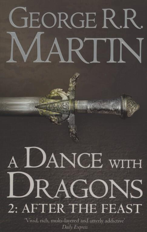 A Song of Ice and Fire 05.2. A Dance with Dragons - After the Feast - George R.R. Martin