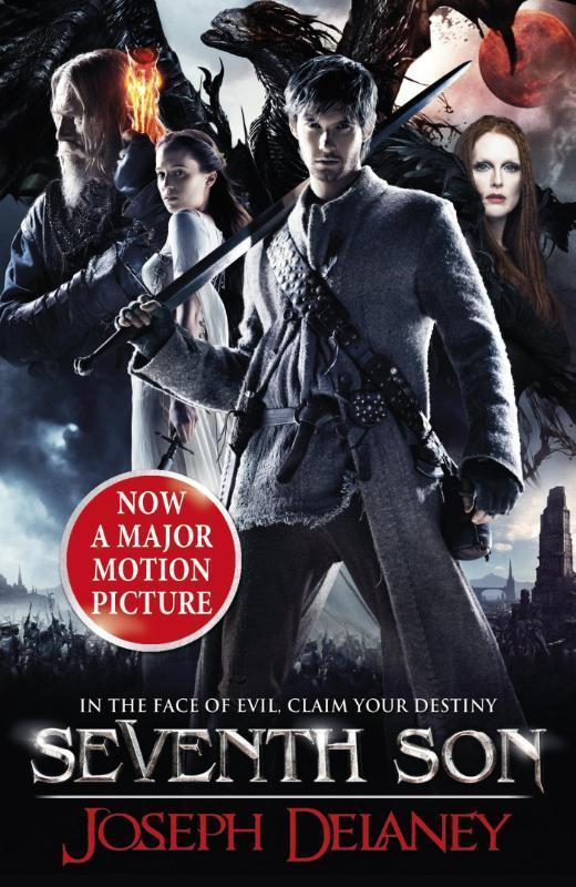 The Spook's Apprentice 1. Seventh Son. Film Tie-In - Joseph Delaney