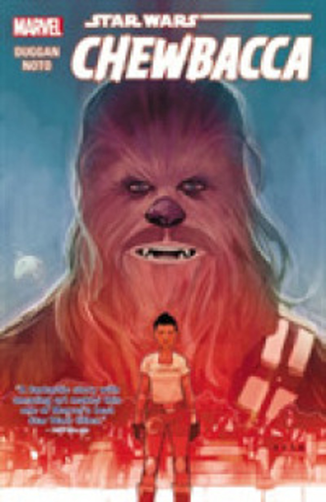 Star Wars: Chewbacca - Gerry Duggan, Phil Noto