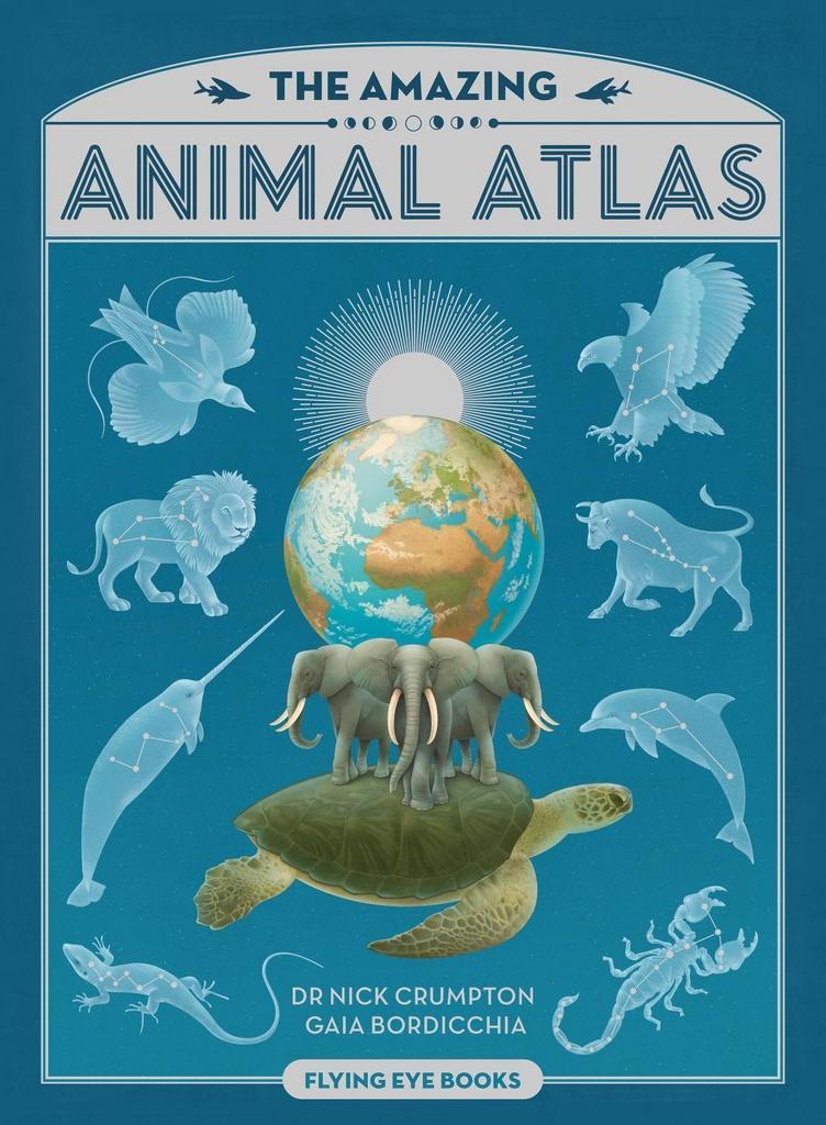 Amazing Animal Atlas - Nick Crompton