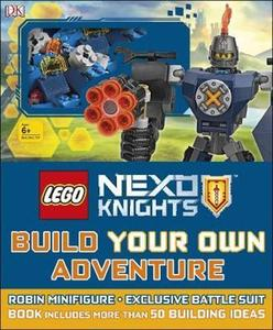Obrázok LEGO NEXO KNIGHTS Build Your Own Adventure