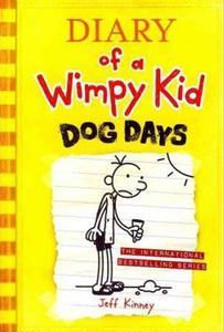 Obrázok Diary of a Wimpy Kid 04. Dog Diaries
